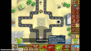Bloon Tower Defence 5 Ep: 8 Flying Bananas