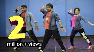 "Tamma Tamma Again | DANCE COVER | DANCE FLOOR STUDIO| Badshah | ""Badrinath Ki Dulhania"""