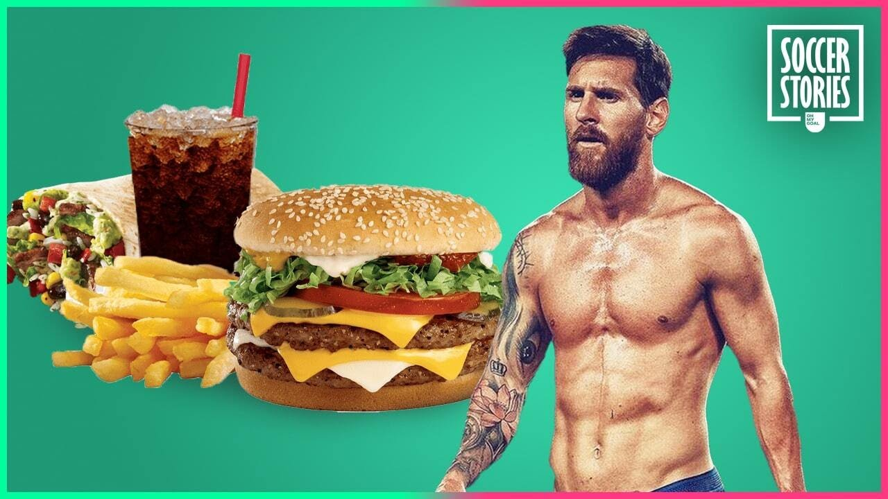 5 stories that prove Lionel Messi used to have a terrible diet   Oh My Goal