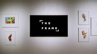 The Frame – The most beautiful TV you've never seen