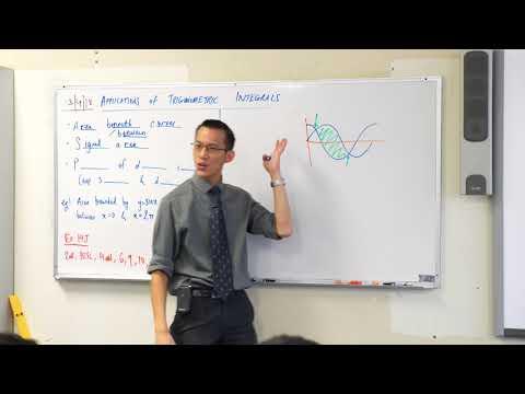 Applications of Trigonometric Integrals (1 of 2: Fundamental properties)