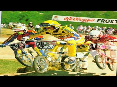 Kellogg's BMX 85 'UK vs USA Pro Racing Compilation'