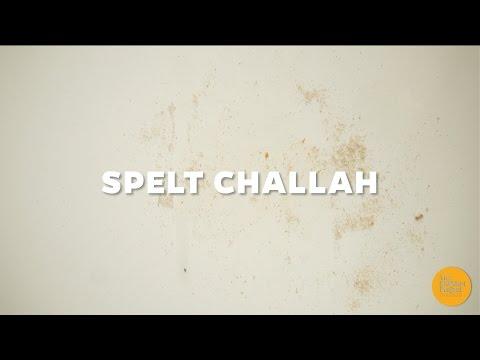 Spelt Challah Recipe