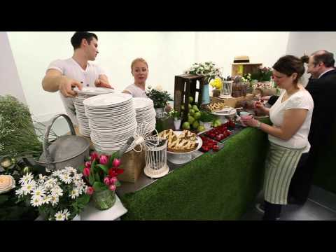 Lettice Party Design and Catering Video