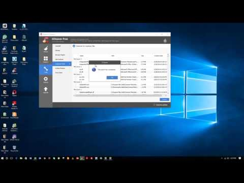 Find and remove duplicate files using Ccleaner