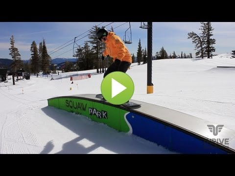 How To Snowboard: Riding Switch
