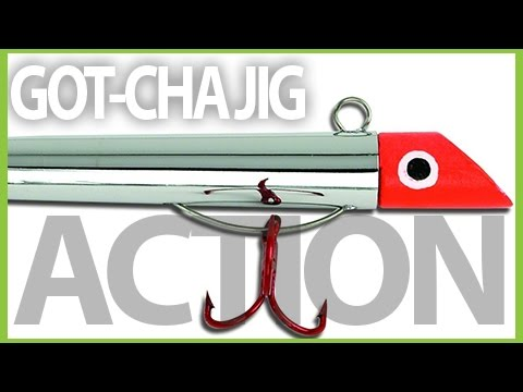 [Fishing Tips #02] Gotcha lures-Part #2 (Action)