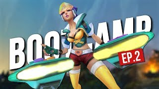 Download Doublelift - THIS EU THRESH IS INSANE (TL EU BOOTCAMP EP.2) Video