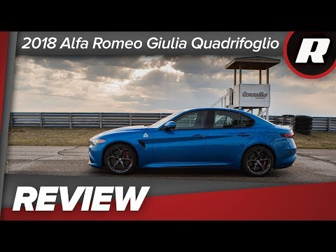 2018 Alfa Romeo Giulia Quadrifoglio will torch all racetracks