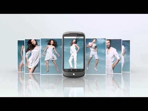 H&M Android app commercial
