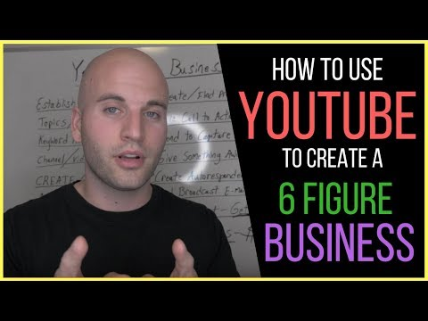 How To Use YouTube To Create A 6 Figure Business (FULL VIDEO)