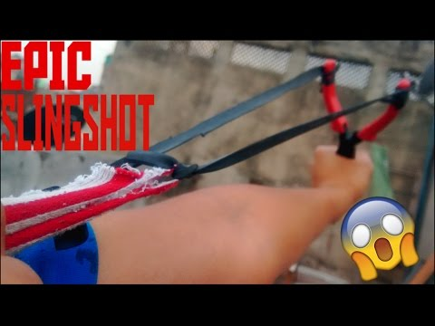 how to make slingshot at home