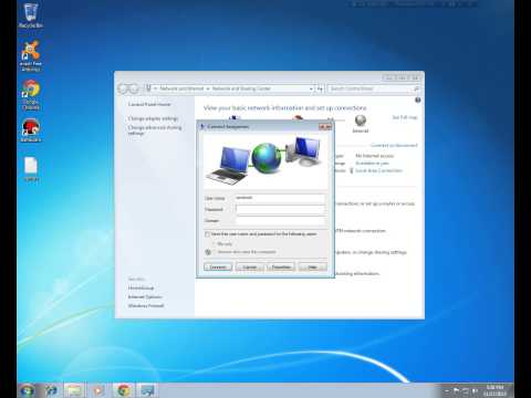 How to open blocked websites without any software and proxy on windows 7