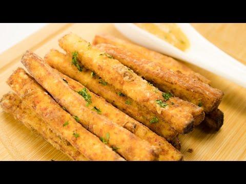 Paneer Fingers / Paneer Fries Recipe | Quick & Easy Evening Snack | Paneer Recipes