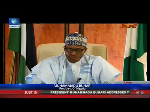 The Administration Is Pained Over Loss Of Lives-- Buhari