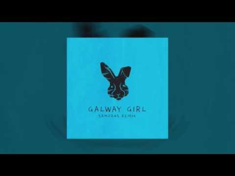 Ed Sheeran - Galway Girl (Sampras Remix)