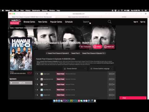 Tutorial - DOWNLOAD TV SHOWS FOR FREE (WITHOUT TORRENT) (Mac & PC)