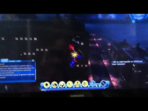 DCUO: Dresden 7 Boots Collectibles Locations Pt 1