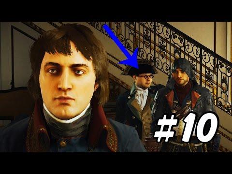 [Vietsub] MỎ NHỌN! Assassin's Creed: Unity #10