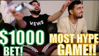 $1000 BET! QIAS OMAR VS SLIMMOFICATION! MOST HYPED NBA 2K GAME EVER!