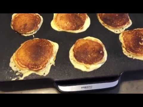 How To: Easy Cornmeal Pancakes