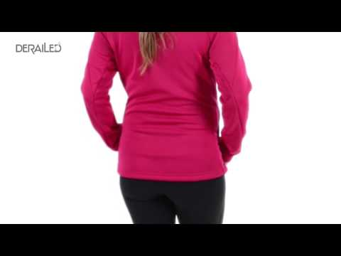 Adidas Hiking 1-Side Fleece Jacket (For Women)