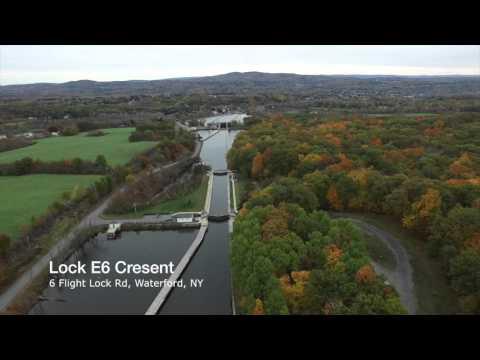 Cohoes Falls - Mohawk River Tour