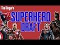 Ringer Fantasy Draft: Superhero Edition