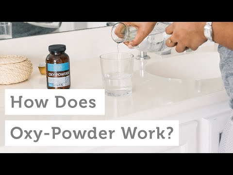 How Does Oxy-Powder Work?