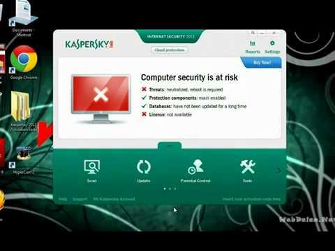 Kaspersky 2012 License Key Free Download 365 days Activation code