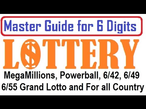 How To Win The Lottery Jackpot Powerball Megamillions 642645649 And 6