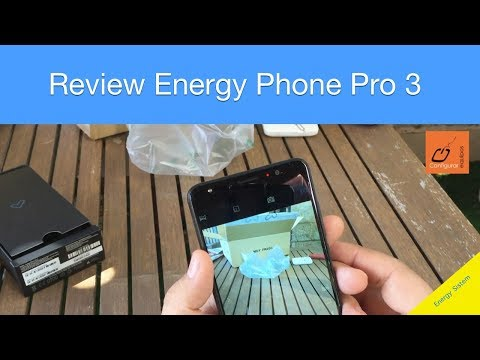 Review Energy Phone Pro 3