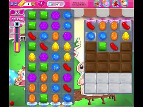 How to Beat Candy Crush Level 70 Tips, Tricks and Cheats