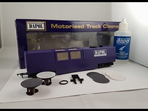 New Junction - Under  Closer Inspection: Dapol track cleaning wagon