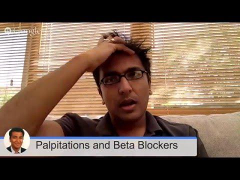 Palpitations and Beta Blockers