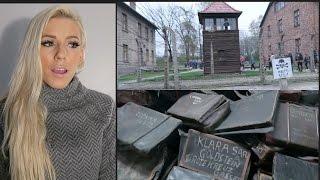 Walking Through Auschwitz   |   WARNING: Actual footage of entire camp