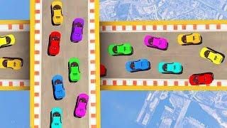 NEW INSANE RACE DLC! (GTA 5 Funny Moments)