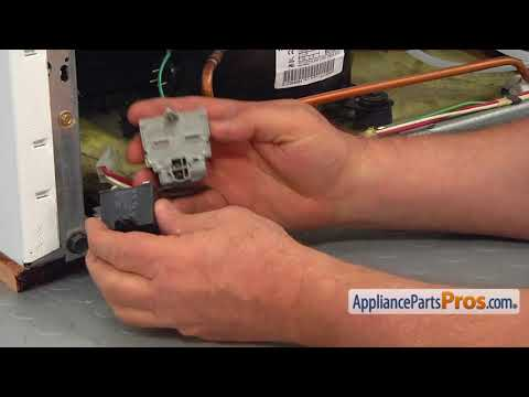 Refrigerator Start Device Assembly (Part #WPW10189190) - How To Replace