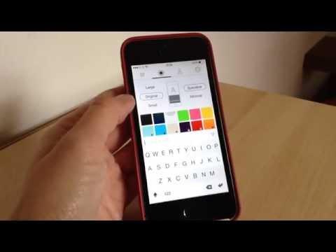 Fleksy Keyboard - Happy Typing For iOS8
