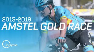 The Best of the Amstel Gold Race from 2015 to 2019 | inCycle