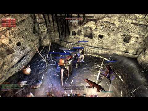 The Elder Scrolls Online Gameplay Episode 45 Sanctum Ophidia Trial (4K Resolution)