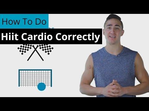 How To Do Hiit Cardio Correctly