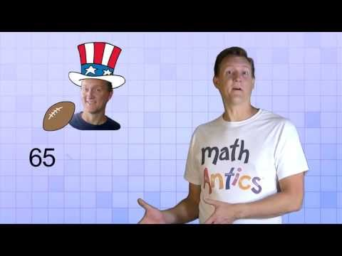 Math Antics - Percents And Equivalent Fractions