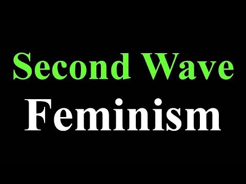 Lecture 2: Second Wave Feminism ( in Hindi & English)