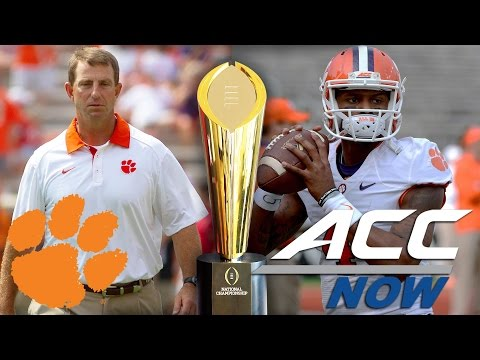 Clemson Football: Numbers That Define The College Football Playoff's #1 Team