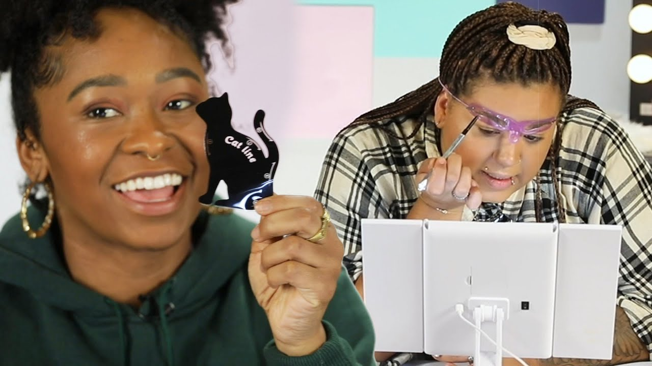 Do These Makeup Gadgets Really Work?