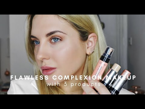 EASY FLAWLESS COMPLEXION WITH L'OREAL SHAPE UP MAKEUP || STYLE LOBSTER AD