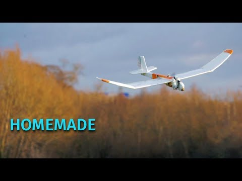 styrofoam RC airplane MODS | homemade low cost project