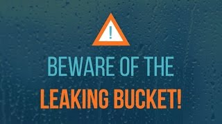 Beware Of The Leaking Bucket! - 10 Sins That Could Erase Your Good Deeds!