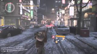 The Division - Hunting Rogues Solo